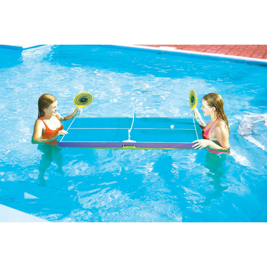 Swimming Floating Ping Pong Table Swimming Pool Toy by Swimline