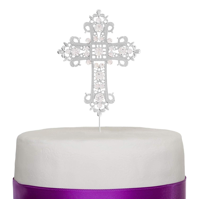 boy Baptism Christening First Communion  Candle pink girl gold blue not metallic gold foil