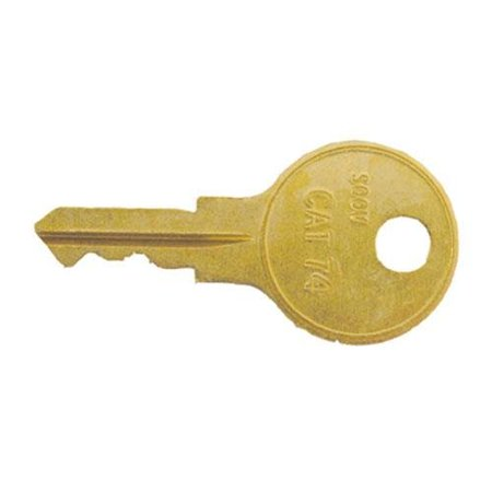- 330-43 - Replacement Dispenser Key By Bobrick