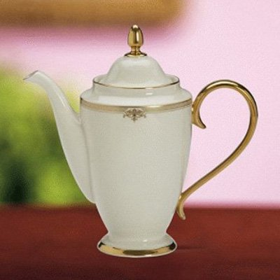 Lenox Republic Coffee Pot With Lid