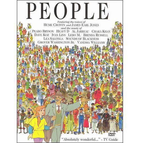 People (Full Frame)