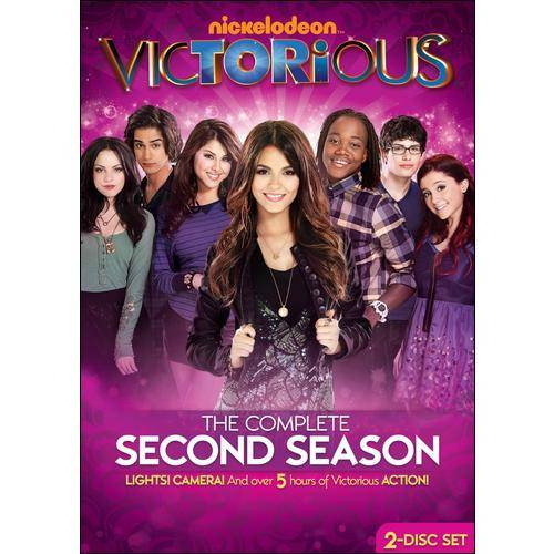 Victorious: The Complete Second Season (Full Frame)