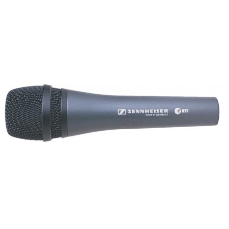 Sennheiser e 835 Evolution 800 Series Lead Vocal Stage
