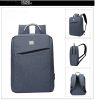 DTBG College Daypack 15.6 Inch School BackpacK for Laptop, Black/ Blue / Gray Water-resistant Laptop Backpack Scatchel Bag for Travel / Business We engaged in build a brand, we use the high quality material to make sure our products in high quality as well. Finding the backpack for the particular occasions which fits you well and make you look good? Phoebecat Fashion could help you.We devotes all the time to stock our Dress Shop with fashion trends and backpack's comfort to make you easier to fall in love with our best rucksack for your any social occasions.We have many kinds of colors and styles, whatever you want, you could found there.Our product are all with high quality and reasonable price, if you want to buy a confortable, our store is always your best choose.About this Laptop Backpack:Personalized good looking appearance, ideal for using as bookbag, rucksack schoolbag, satchel, casual daypack for daily use at school, work, weekend, outdoor holiday, outdoor activities, occasional travel, gyms, hiking, biking etc. Nice size admirably suits college students, teen girls boys and adults.Fits laptop brand like Dell / HP / Toshiba / Lenovo / Acer / Macbook air/ macbook pro/ iPad / iPad pro/Surface 4 which ups to 15.6 inches. Fits almost 15 inch laptop in market.Size: 11.42 x 4.33 x 16.14 inches; Fits up to 15.6 inches laptop.Weight: 870gColor: BlackMaterial: Oxford Nylon cloth; 210D waterproof polyester liningConstruction: Two Main compartment designed for keeping laptop , Tablets , clothes etc, the front pocketswith zipper is for keeping item like wallet, key, power bank, etc. With one side pocket.Style: Simple Steady Water ResistanceFeatures:Object Compartment: Roomy inside for your textbooks.magazines.even clothes2 pockets inside for your daily item.2 Pen Slots side.Oxford cloth material and waterproof polyester lining provide functions of rain resistant, scratch proof, durable, never fades though washed.Personalized good looking appearance, ideal for using as b