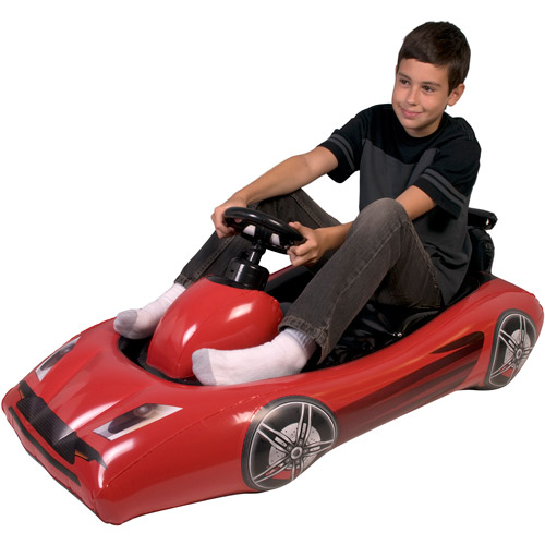 CTA WI-SC Nintendo Wii Inflatable Sports Kart with Pump (Wii)
