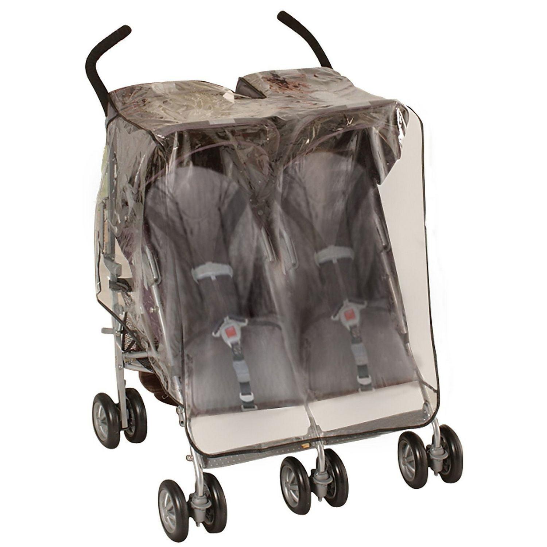 H.I.S. Juvenile Jeep  -  Side by Side Stroller Weather Shield