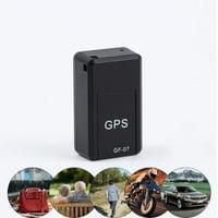 1Pcs Car Locator GSM/GPRS Magnetic Mini Car Tracker GSM Tracking Device GPS Locator GF-07