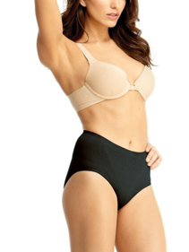 07ee8c57ce Women s MeMoi MSM-100 SlimMe Seamless Control Brief Panty