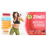 Zumba Incredible Slimdown Cardio Dance System