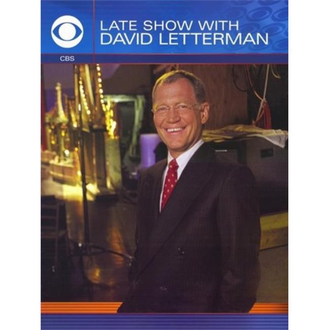 Pop Culture Graphics MOV275097 Late Show with David Letterman Movie Poster, 11 x 17 - image 1 de 1