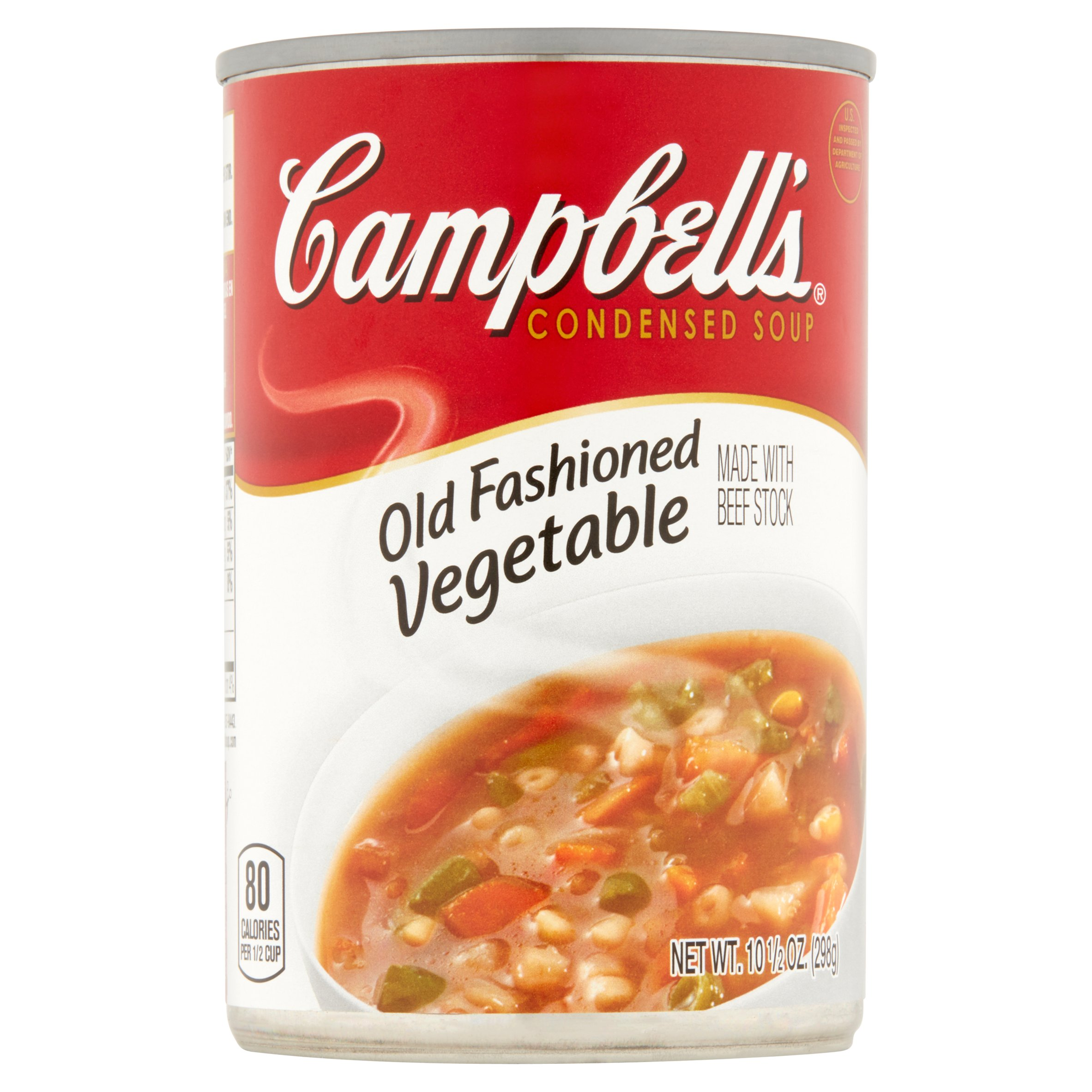 Campbell's Old Fashioned Vegetable Soup 10.5oz by Campbell Soup Company