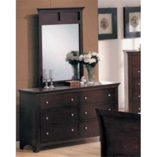 Yuan Tai Furniture MN4030M Montgomery Mirror