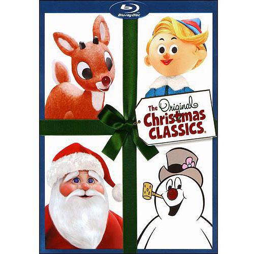 The Original Christmas Classics (Blu-ray)