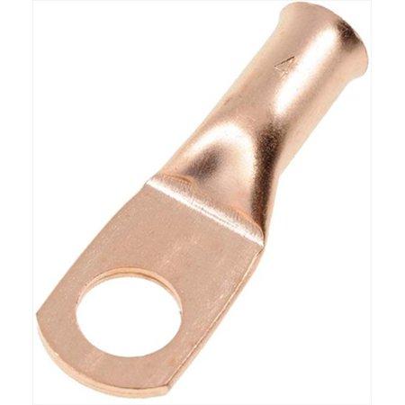 85637 4 Gauge 0.37 In. Copper Ring Lug