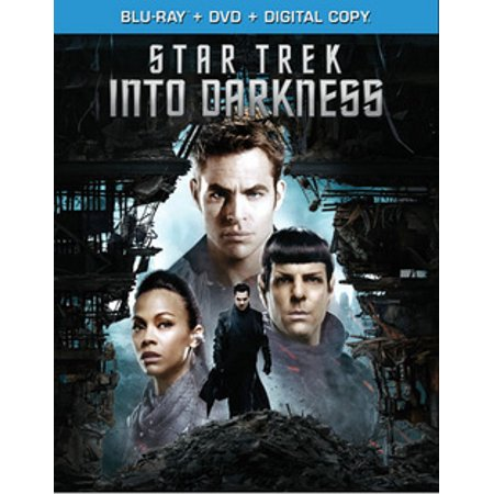 Star Trek Into Darkness (Blu-ray) (Voices Of A Distant Star Blu Ray)