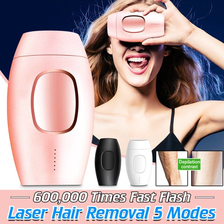 IPL Laser Hair Removal Remover Device 5/7 levels Mini Painless System Instrument Household Permanent Photonic Freezing Professional Shaver For Face Leg Body Skin Top Women & Men