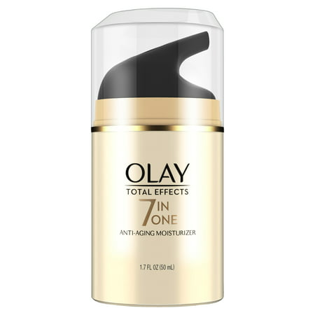 Olay Total Effects 7-in-1 Anti-Aging Daily Face Moisturizer 1.7 fl oz Anti Aging Zinc Moisturizer