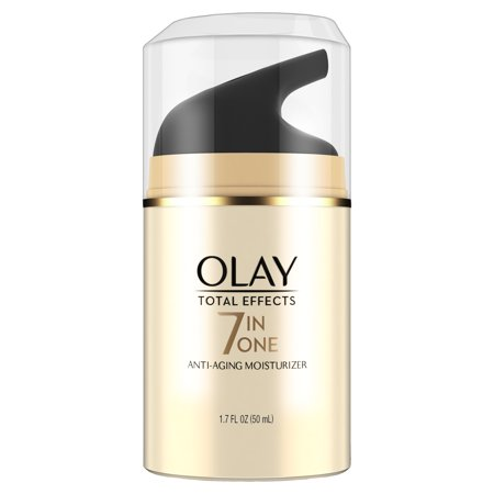 Olay Total Effects 7-in-1 Anti-Aging Daily Face Moisturizer 1.7 fl