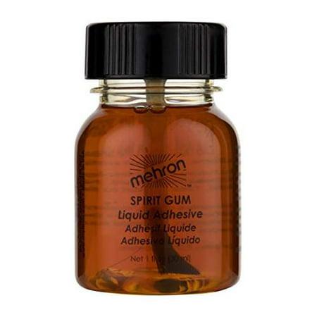 Mehron Makeup Spirit Gum (1 oz)  - Spirit Halloween Promo Code