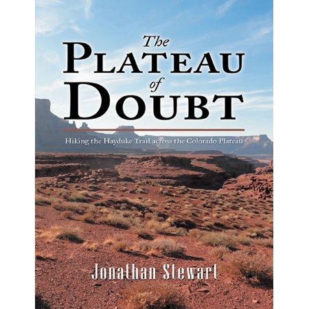 The Plateau of Doubt: Hiking the Hayduke Trail across the Colorado Plateau -