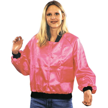 pink ladies 50s jacket adult halloween costume