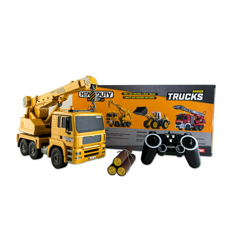 Ninco Heavy Duty RC Crane Truck ()