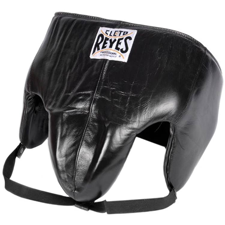 Cleto Reyes Kidney and Foul Padded Protective Cup - Black