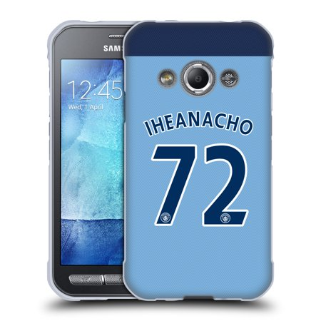 Official Manchester City Man City Fc Player Home Kit 2016 17 Group 2 Soft Gel Case For Samsung Phones 4