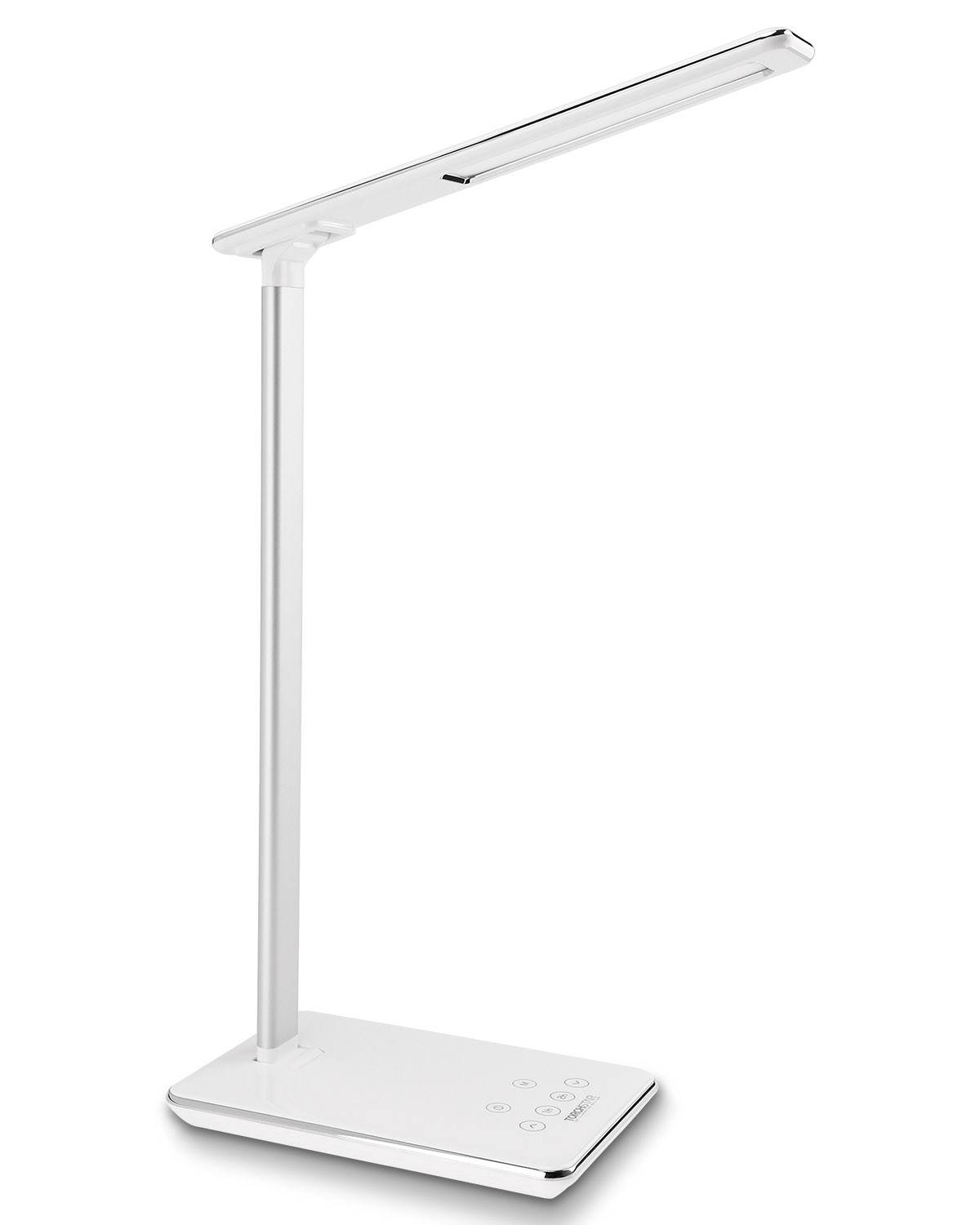 Dimmable LED Desk Lamp, 4 Lighting Modes (Reading Studying Relaxation Bedtime), Fully Adjustable Brightness, Touch... by