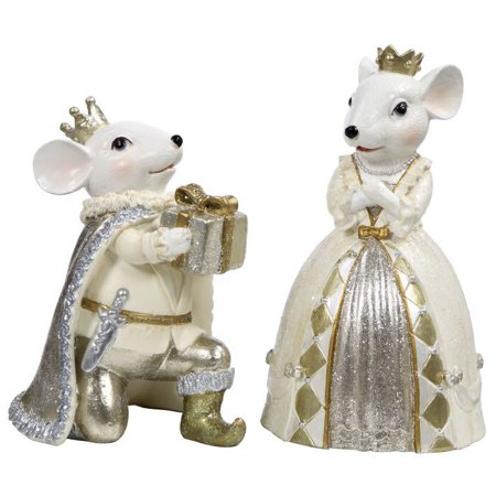 Couple Dress Up (Royal Mouse Couple Kneeling w)