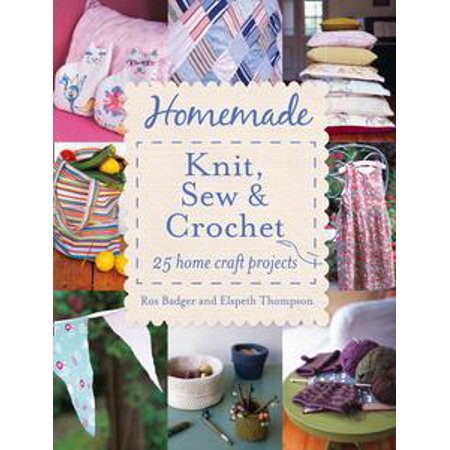Homemade Knit, Sew and Crochet: 25 Home Craft Projects - - Homemade Halloween Crafts For Outside
