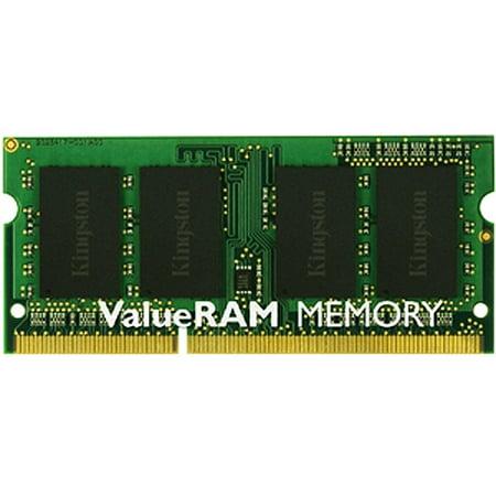 - Kingston 2 GB DDR3 SDRAM Memory Module 2 GB (1 x 2 GB) 1066MHz DDR31066/PC38500 DDR3 SDRAM 204pin SoDIMM KTL-TP1066/2G