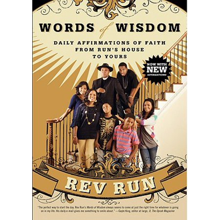 Words of Wisdom : Daily Affirmations of Faith (Jane Birch Discovering The Word Of Wisdom)