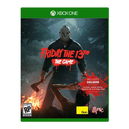 Friday The 13th: The Game for Xbox One (Best Counselor Friday The 13th Game)