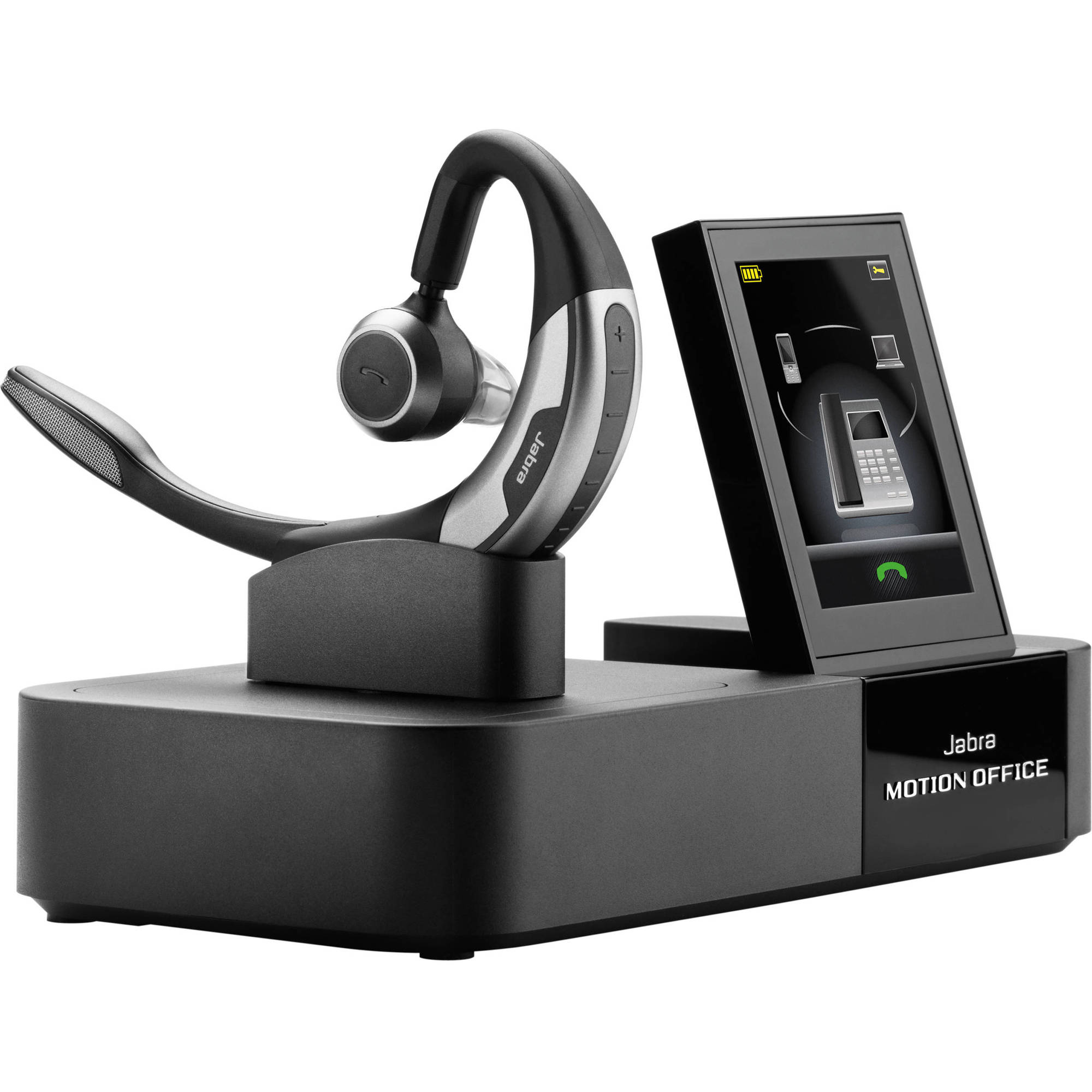 Jabra Motion Office MS Bluetooth Headset