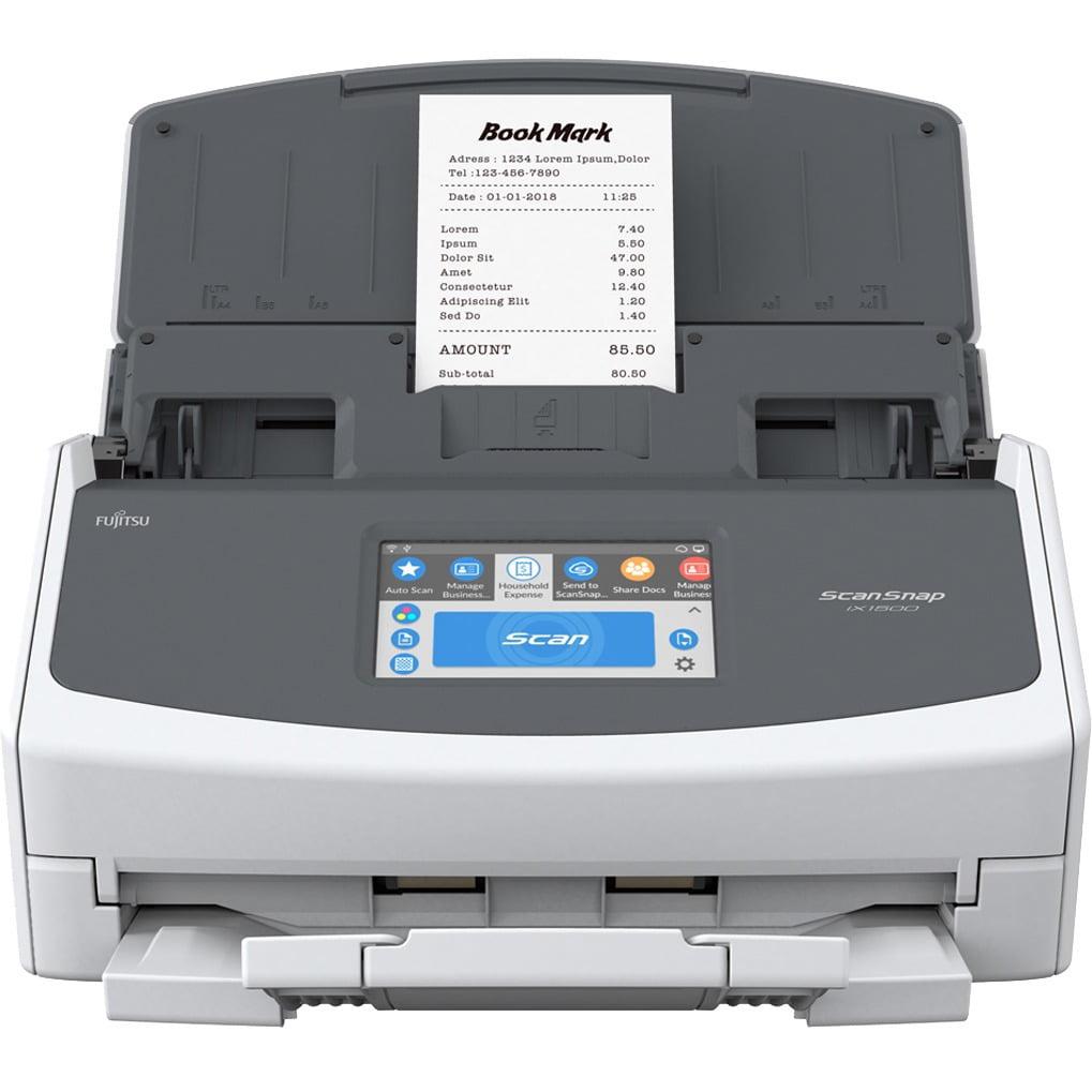 Fujitsu Scansnap Ix1500 Sheetfed Scanner