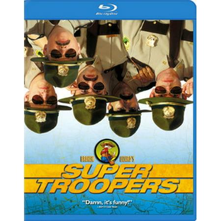 Broken Lizard's Super Troopers (Blu-ray)