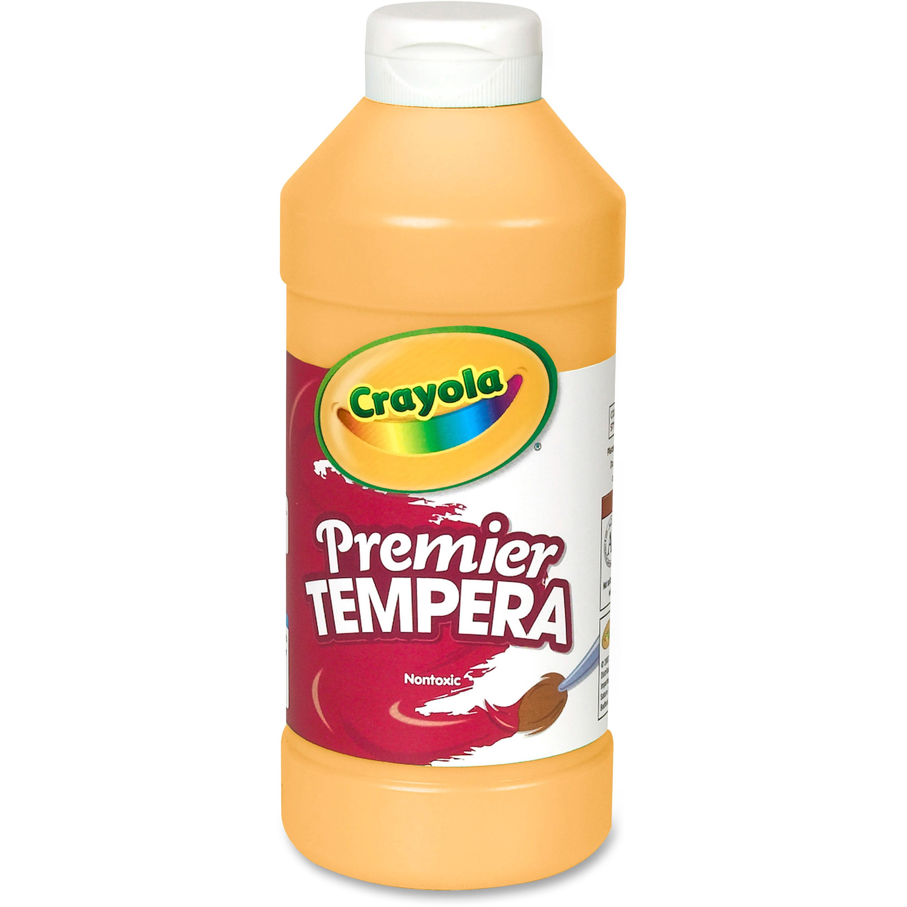 Crayola Premier Tempera Paint, 16 Oz