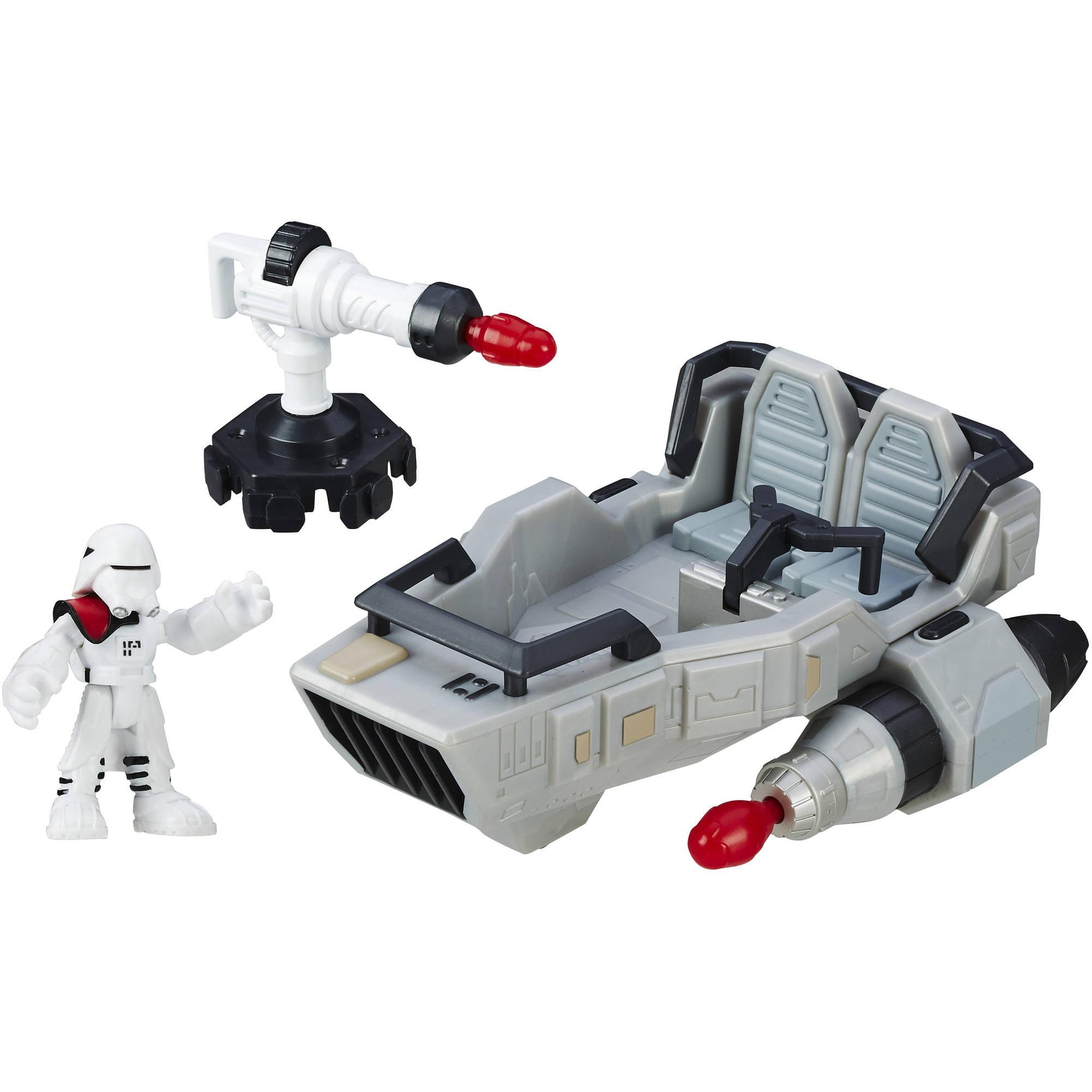 Playskool Heroes Star Wars Galactic Heroes First Order Snowspeeder by Hasbro