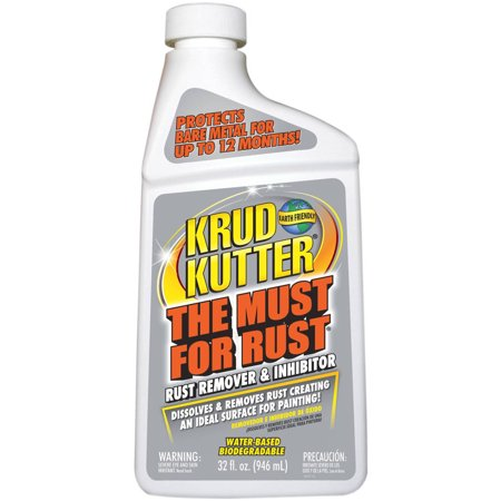 Krud Kutter Must For Rust, Quart