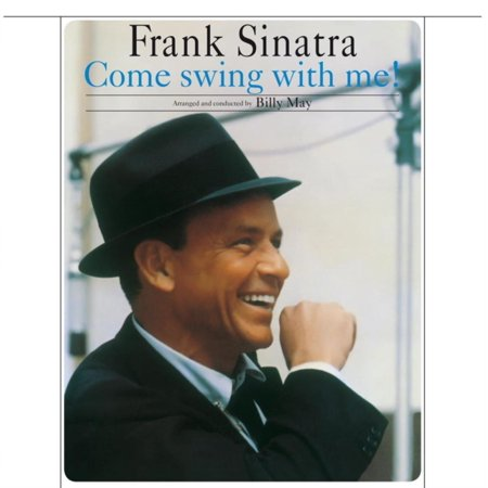 Frank Sinatra Come Fly With Me - SINATRA FRANK - COME SWING WITH ME