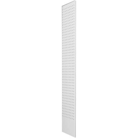 V-Line Peg Board Door Panel for Closet Vault
