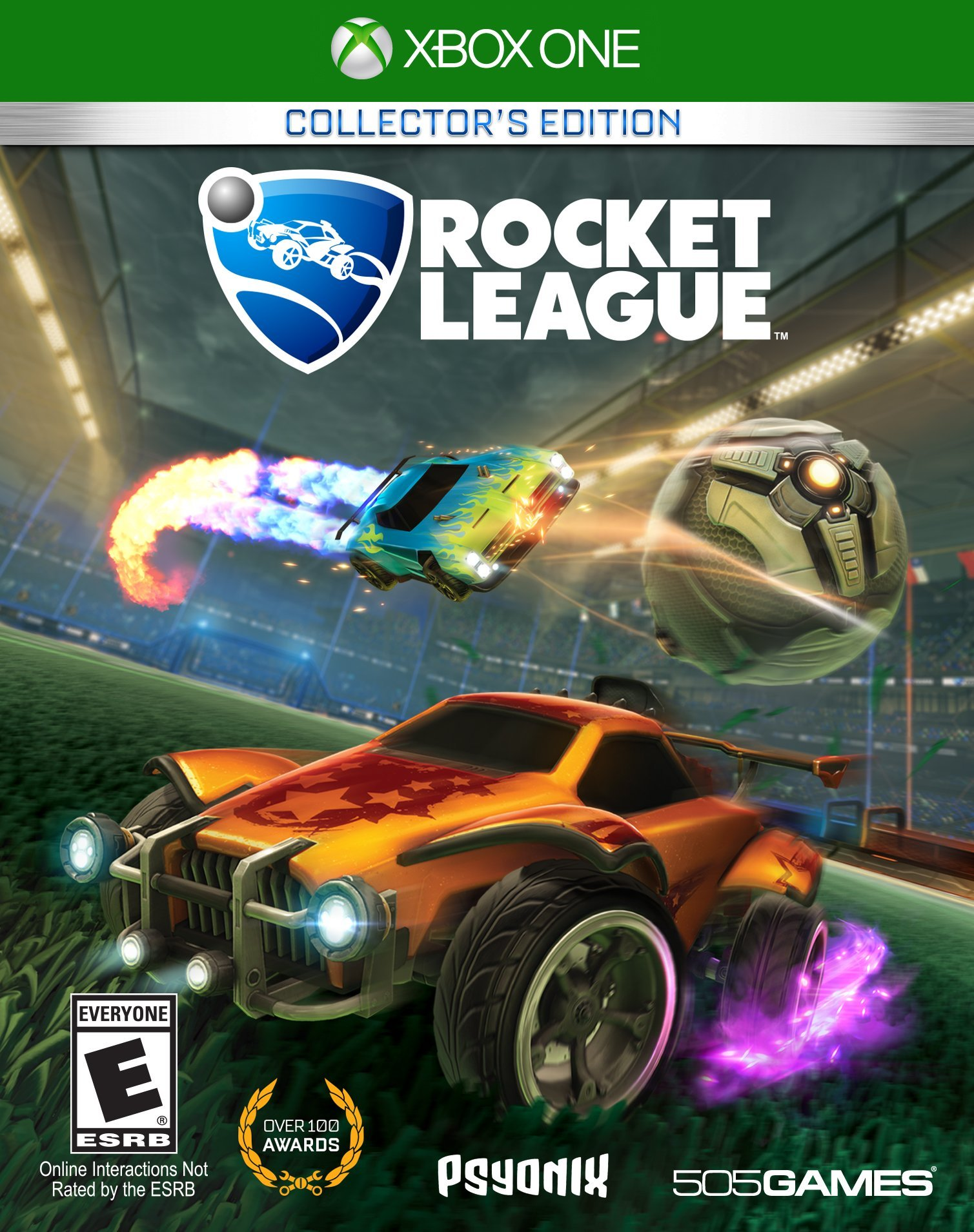 505 Games Rocket League Racing Game Xbox One (71501893) by 505 Games