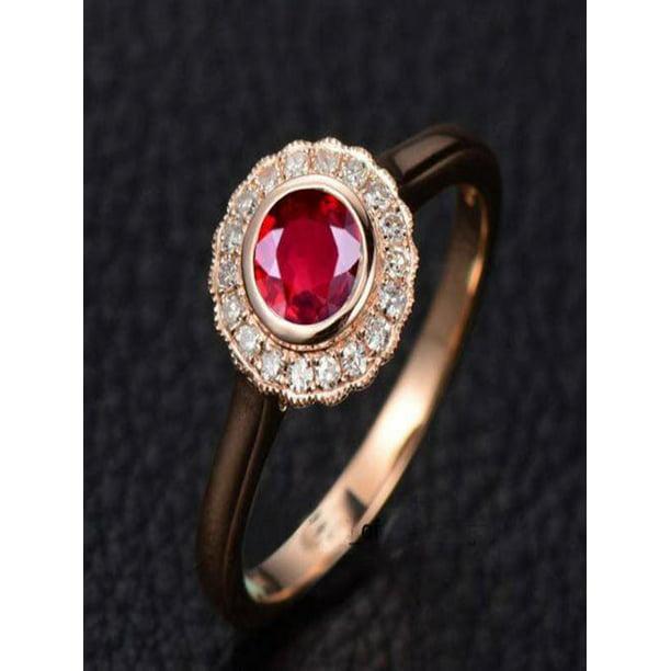 Diamond Rings For Sale Walmart: Limited Time Sale 1.25 Carat Antique Design