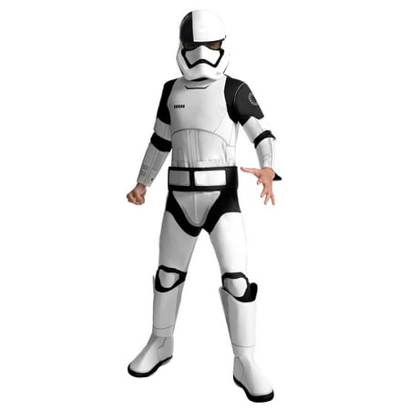 Star Wars Episode VIII - The Last Jedi Deluxe Child Executioner Trooper - Jedi Kid Costume