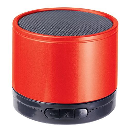 Craig Electronics CMA3568RDL Craig Cma3568rd Red Portable Speaker With Bluetooth Wireless