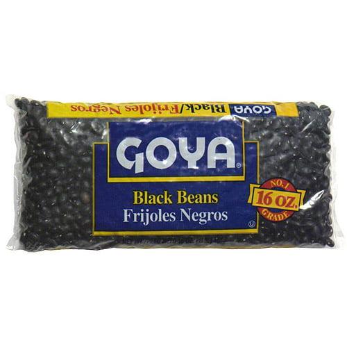 Goya Black Beans, 16 oz (Pack of 24)