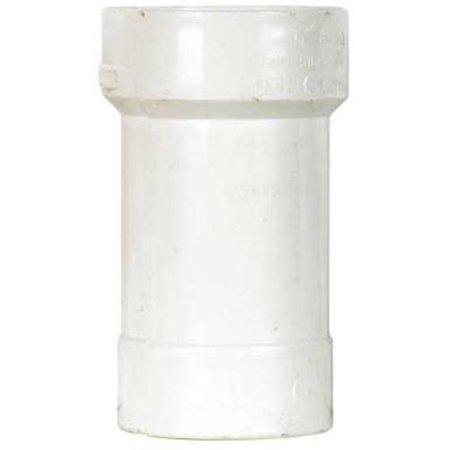 Cast Iron Soil Pipe (Charlotte Pipe & Found PVC00123R0600HA Pvc/Dwv Hub  Adapter, Cast  Iron 1-1/2
