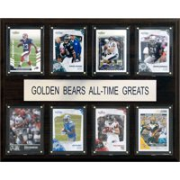C&I Collectables NCAA Football 12x15 California Golden Bears All-Time Greats Plaque
