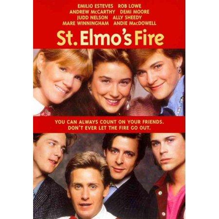 ST. ELMO'S FIRE](St Elmo's Fire Halloween)
